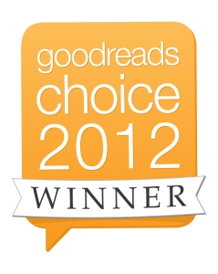 Goodreads Choice Winner Badge 2012
